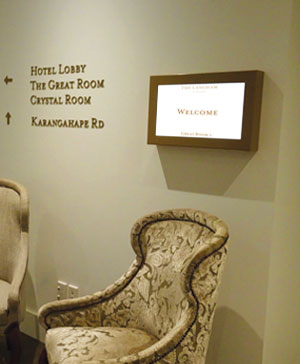 Langham Room Screens Case Study