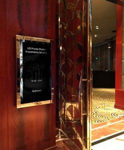 Park Hyatt Room Large Screen